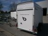 FOURGON ROADSTER 300 BOIS & POLY  3000*1550*1900 1300KG PORTE LATERALE
