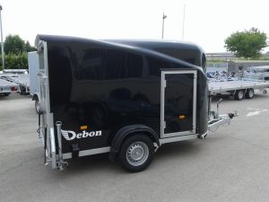 FOURGON CARGO II FREINE 1300KGS 1ES + P LATERALE COULEUR